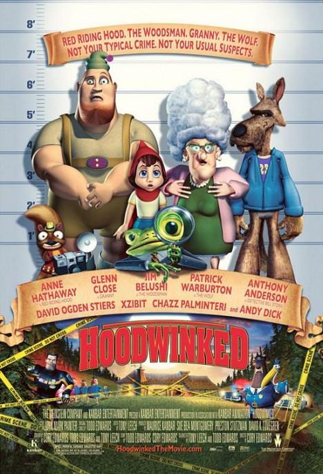 Hoodwinked - Истината за Червената шапчица - 2005