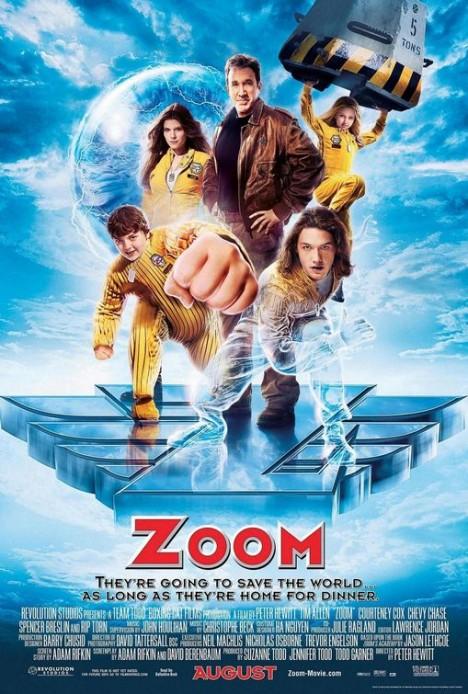 Zoom - Зуум Академия за супергерои 2006