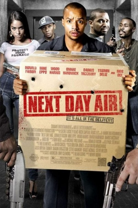Next Day Air - Бърза доставка - 2009